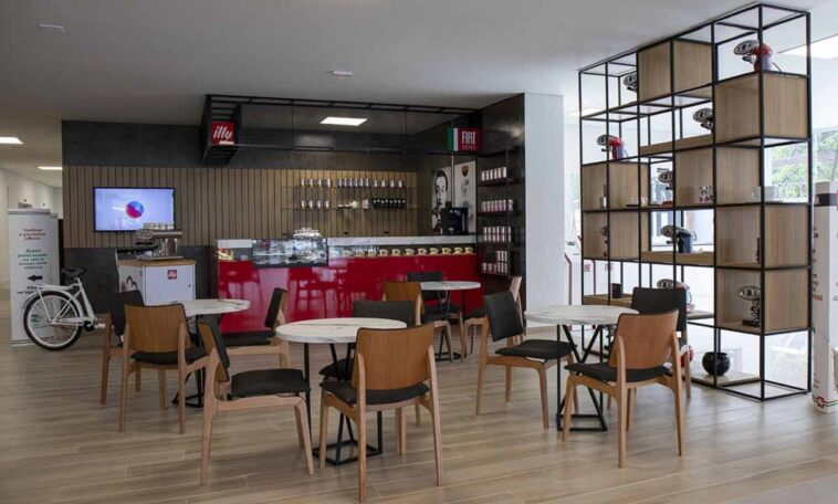 Fiat concessionari Brasile caffetterie