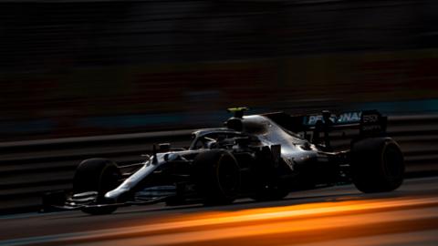 Bottas GP Abu Dhabi