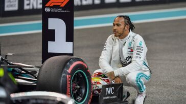 Hamilton GP Abu Dhabi