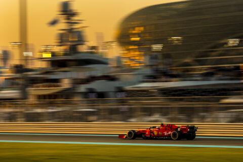 Leclerc GP Abu Dhabi