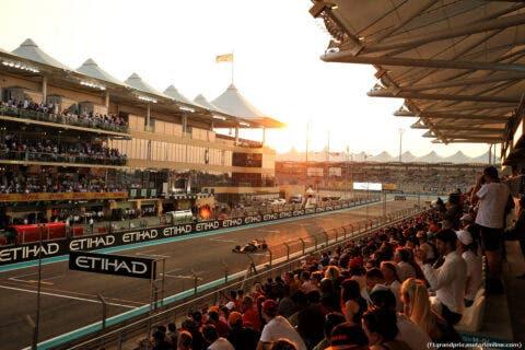 Max Verstappen GP Abu Dhabi