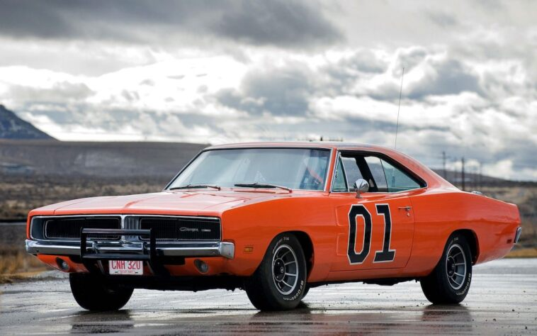 Generale Lee Dodge Charger