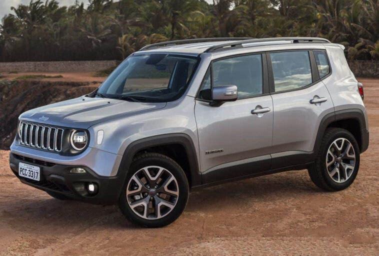 Jeep Compass e Renegade offerta Brasile