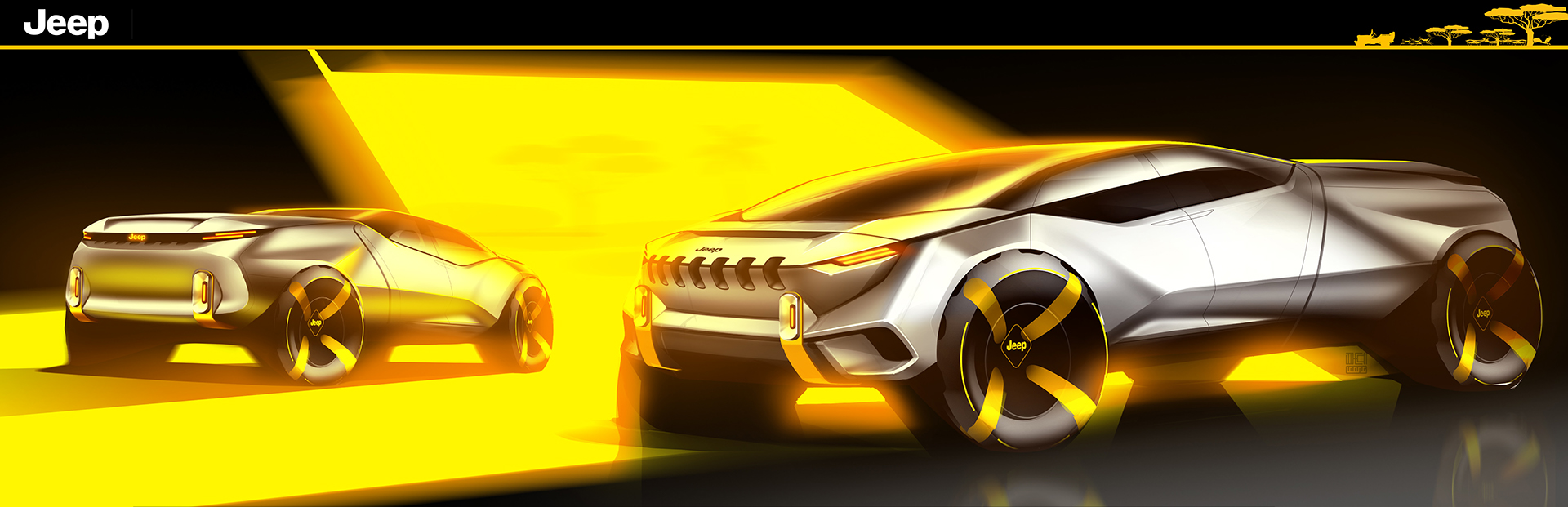 Jeep Cottoni concept pick-up