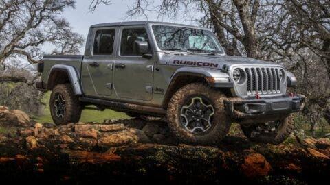 Jeep Gladiator 2020 Australia