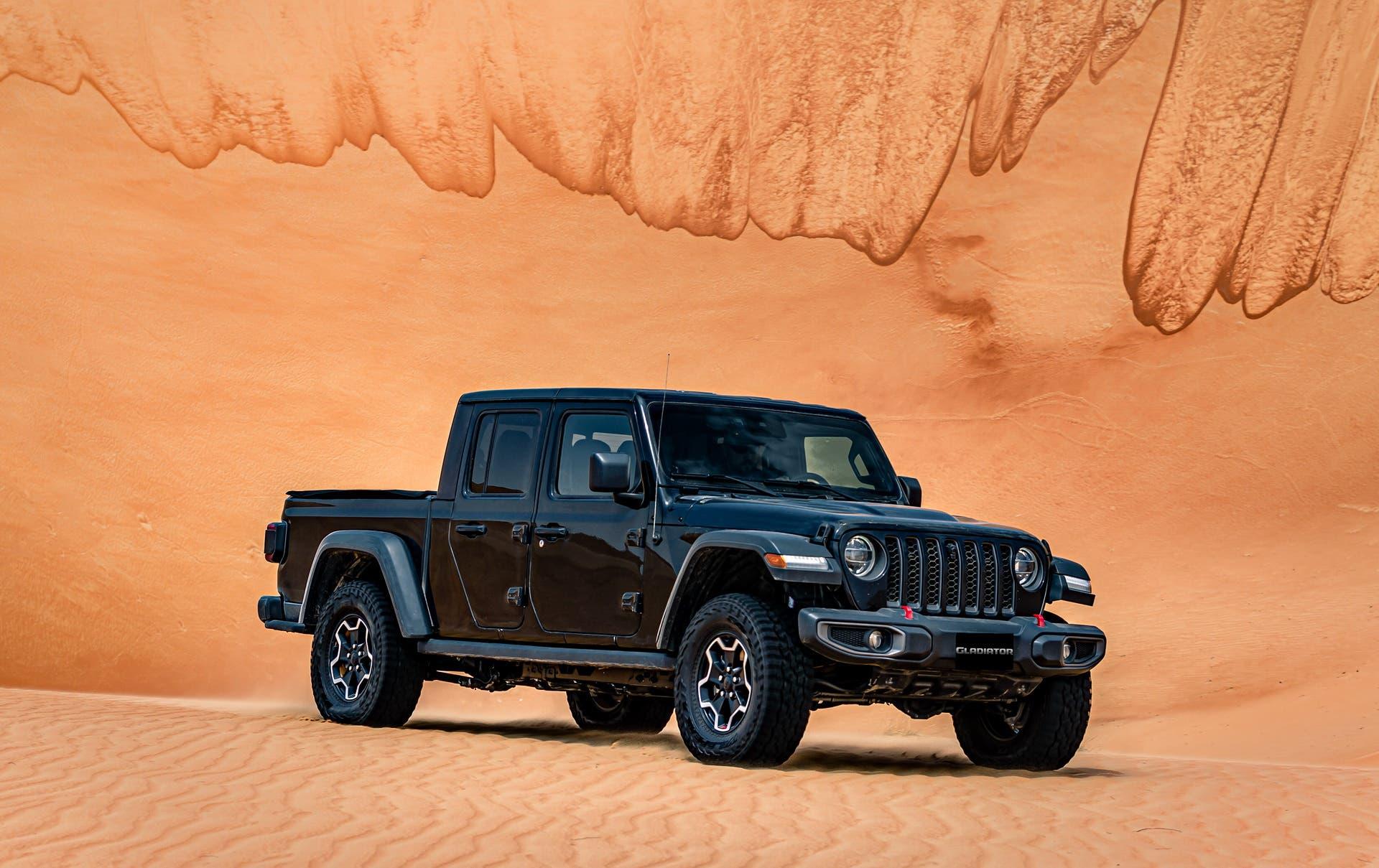 Jeep Gladiator Launch Edition Medio Oriente