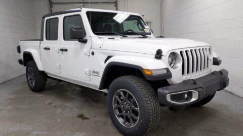 Jeep Gladiator North Edition 2020