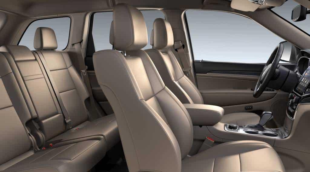 Jeep Grand Cherokee Limited Diesel 2020