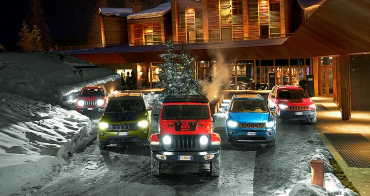 Jeep Winter Experience 2019