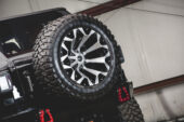 Jeep Wrangler 2017 modificata asta