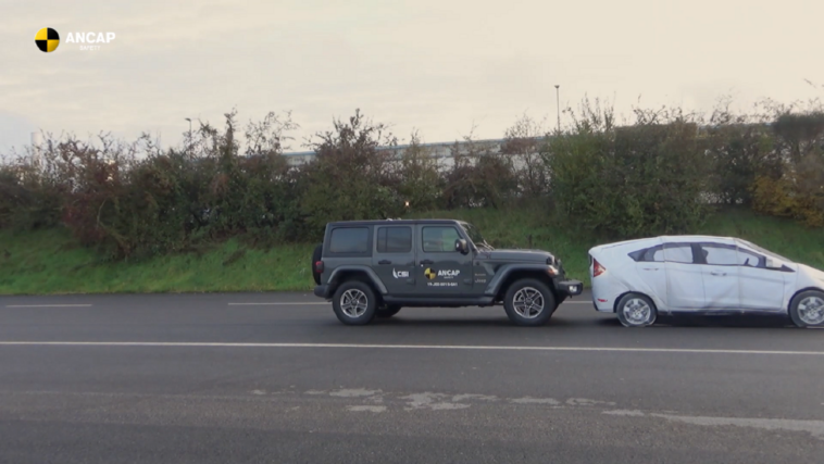 Jeep Wrangler 2020 ANCAP