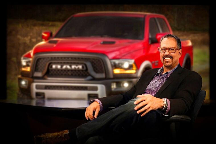 Joe Dehner Head of Ram & Mopar Design