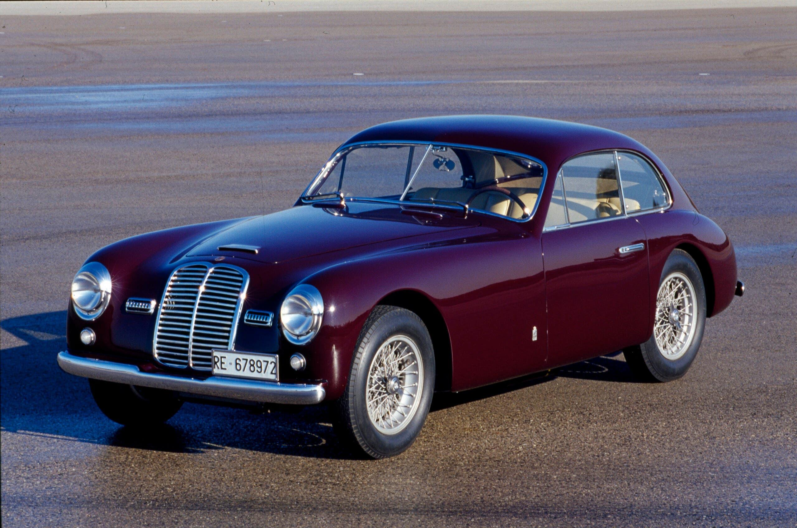 Maserati 105 anni