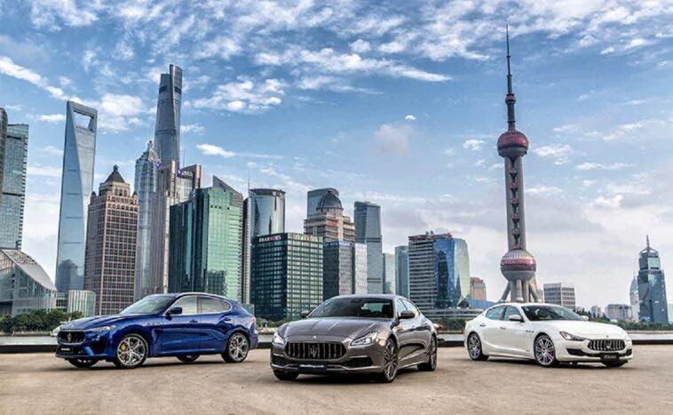 Maserati Ghibli, Quattroporte e Levante India
