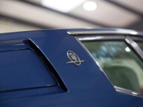 Maserati Ghibli SS 1970 asta
