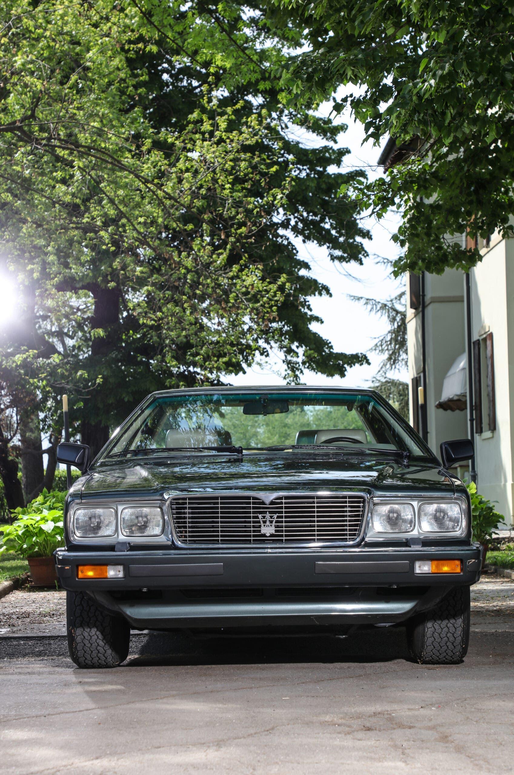 Maserati Quattroporte III generazione