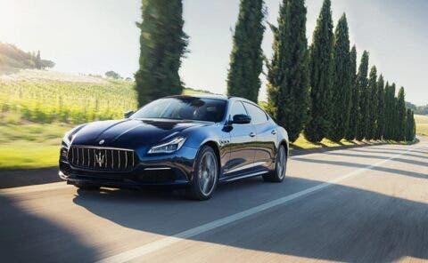 Maserati Quattroporte India