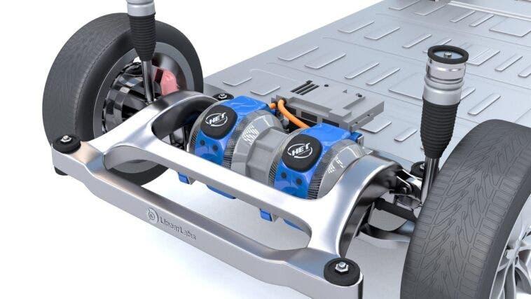 Motore elettrico Linear Labs