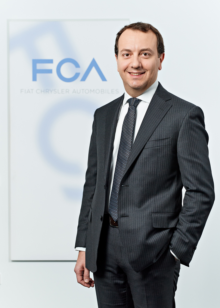 Niccolò Biagioli FCA Germania