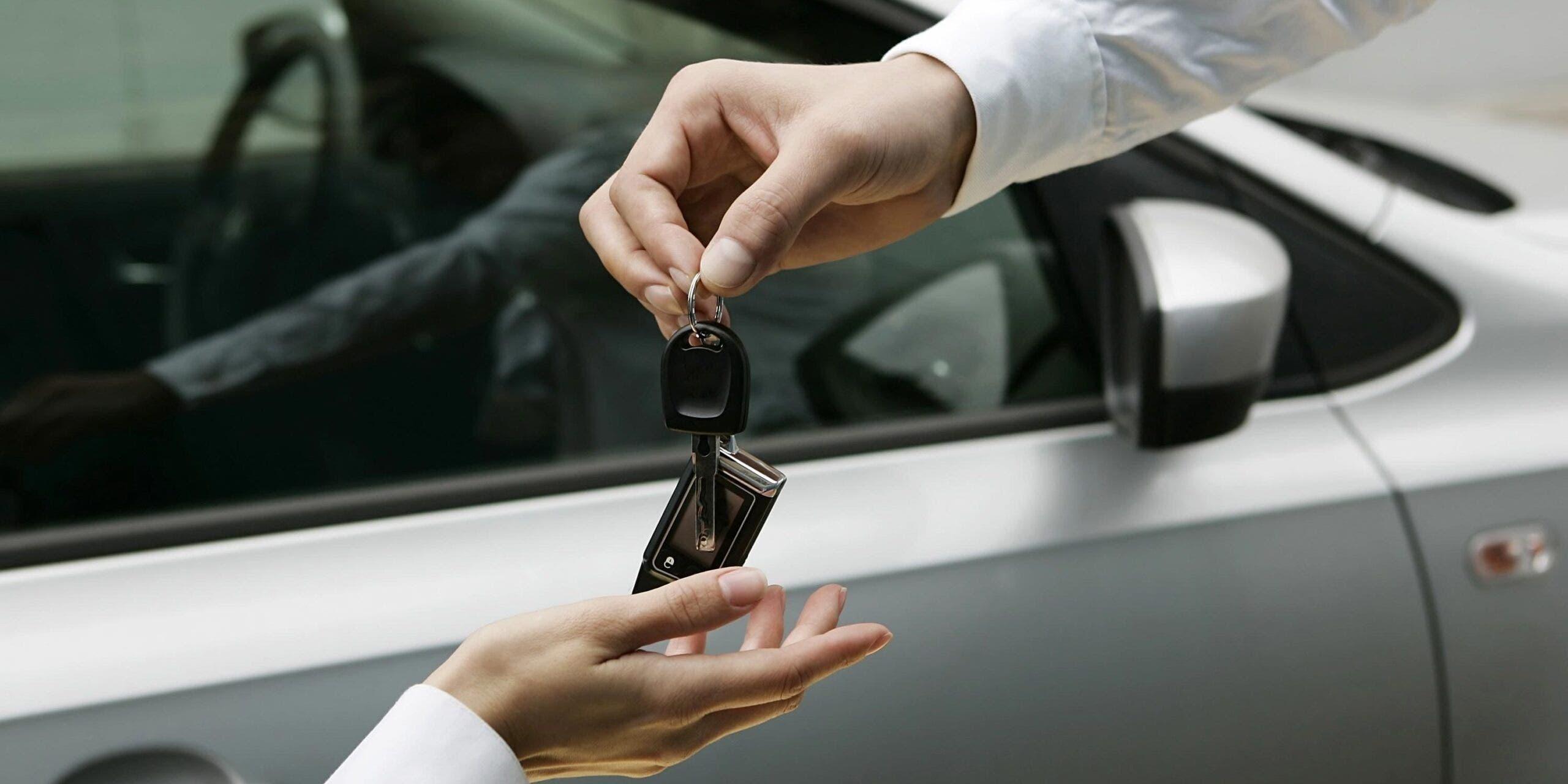 Noleggio Lungo Termine Consegna chiavi e offerte