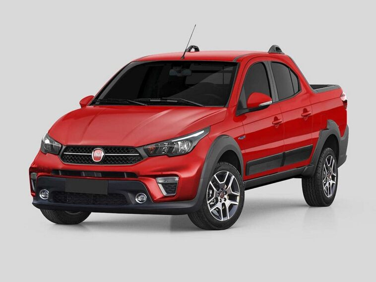 Nuovo Fiat Strada render