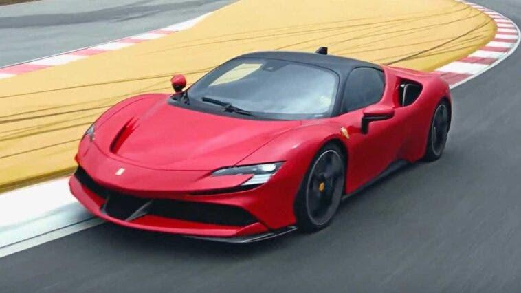 Ferrari: la prima elettrica al 100% arriverà dopo il 2025 - ClubAlfa.it