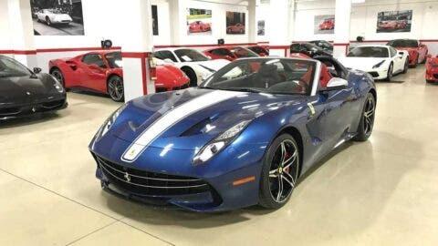 Ferrari F60 America - 5