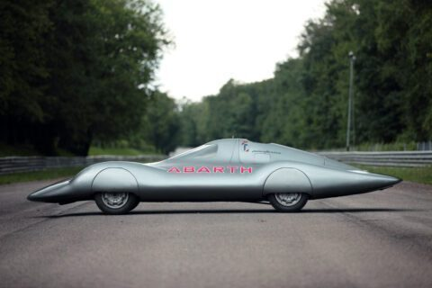 Abarth 1000 Monoposto Pininfarina - 3