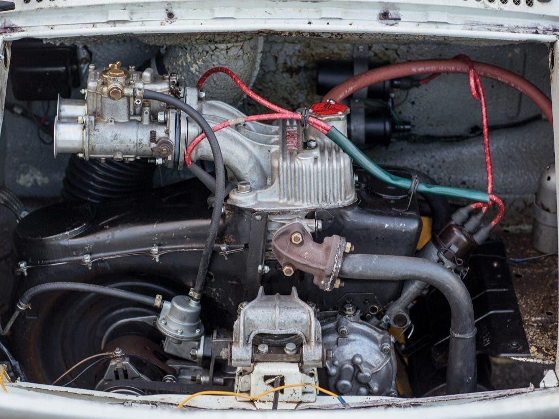 Abarth 695 SS 1966 asta