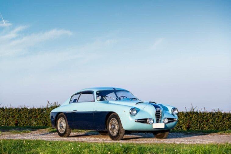 Alfa Romeo 1900C SZZ 1955 asta