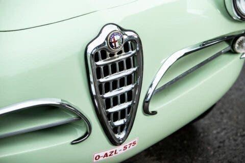 Alfa Romeo 1900C Super Sprint 1955 asta
