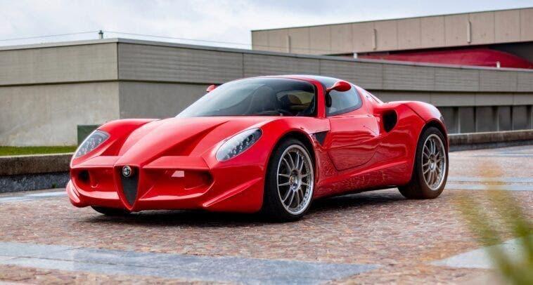 Alfa Romeo Diva - 1