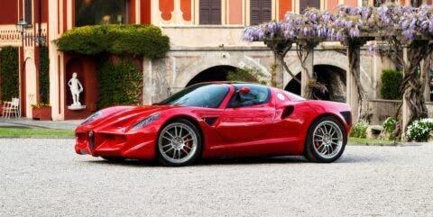 Alfa Romeo Diva - 4
