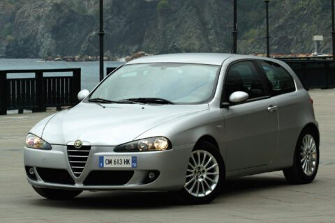 Alfa Romeo 147 Restyling