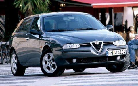 Alfa Romeo 156 Sportwagon - 2