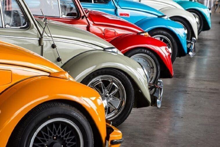 Auto nuova colori