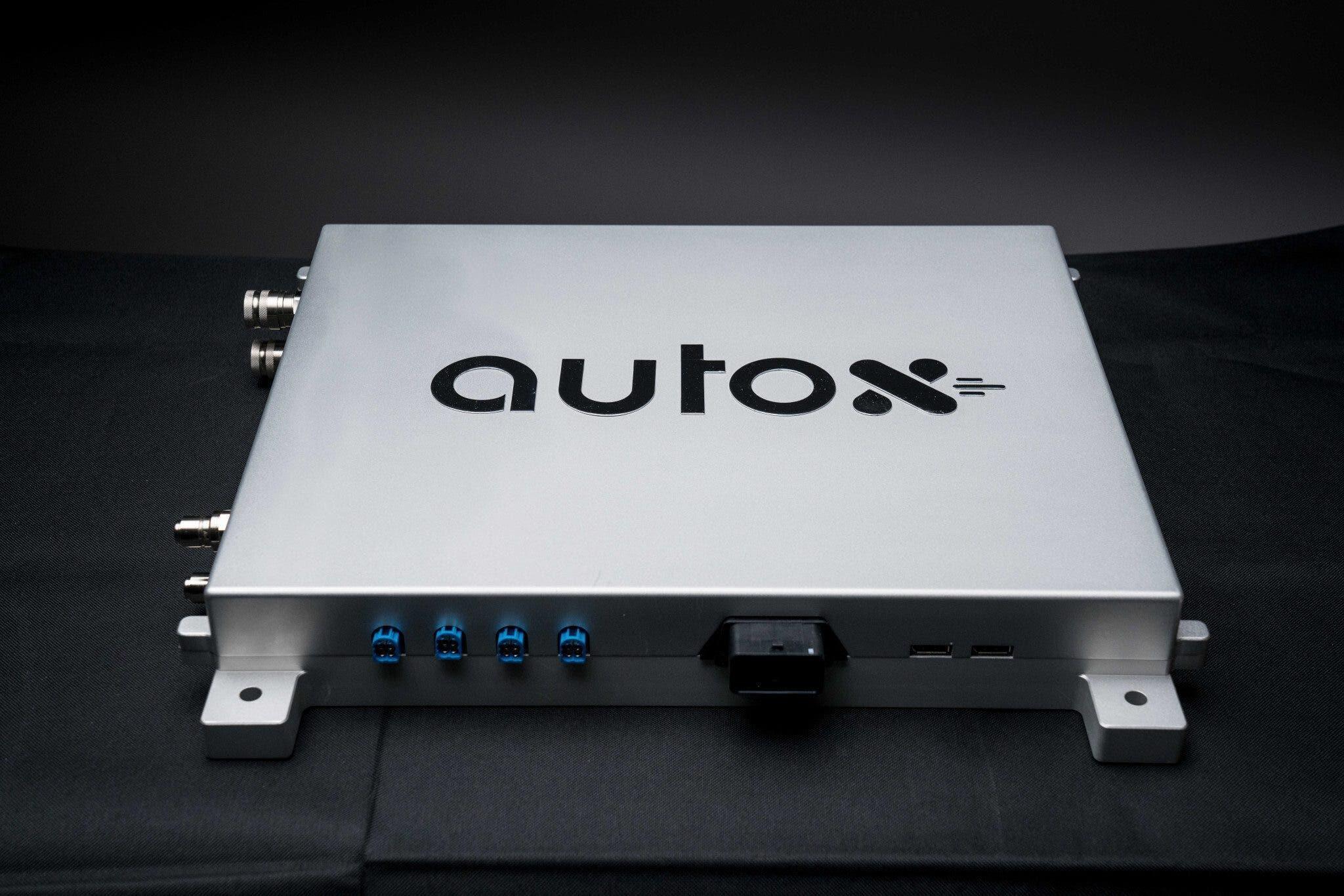AutoX XCU