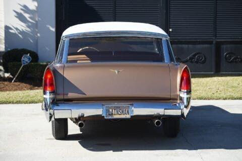 Chrysler Ghia Plainsman 1956 asta