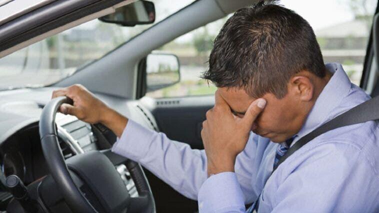 Colpo di sonno auto