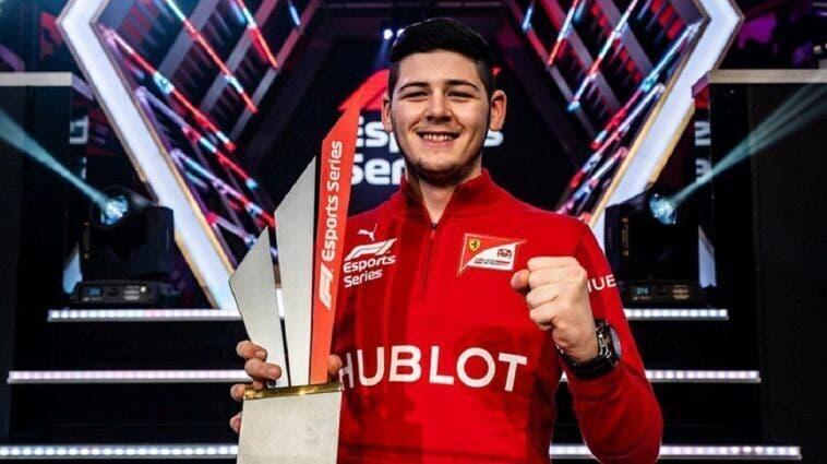 David Tonizza Ferrari