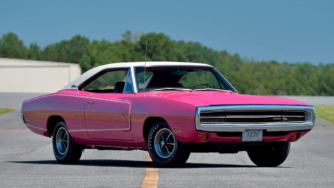 Dodge Charger R/T 1970 asta