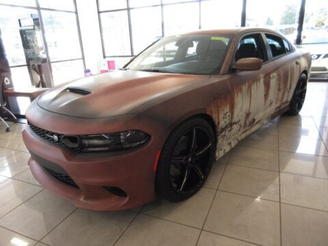 Dodge Charger R/T Scat Pack Zombie