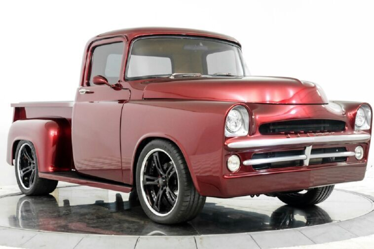 Dodge D-100 1957 asta