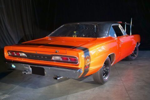 Dodge Super Bee 1969 Norm Kraus asta