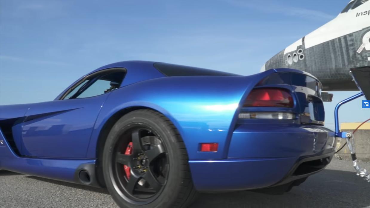 Dodge Viper 1400 CV