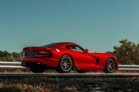 Dodge Viper GTS 2013 asta