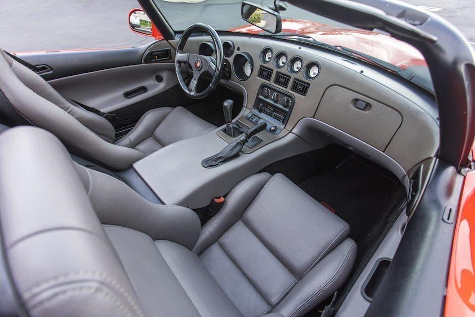 Dodge Viper RT/10 1992 asta