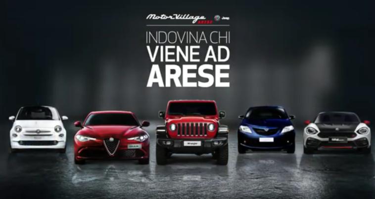 FCA Motor Village Arese
