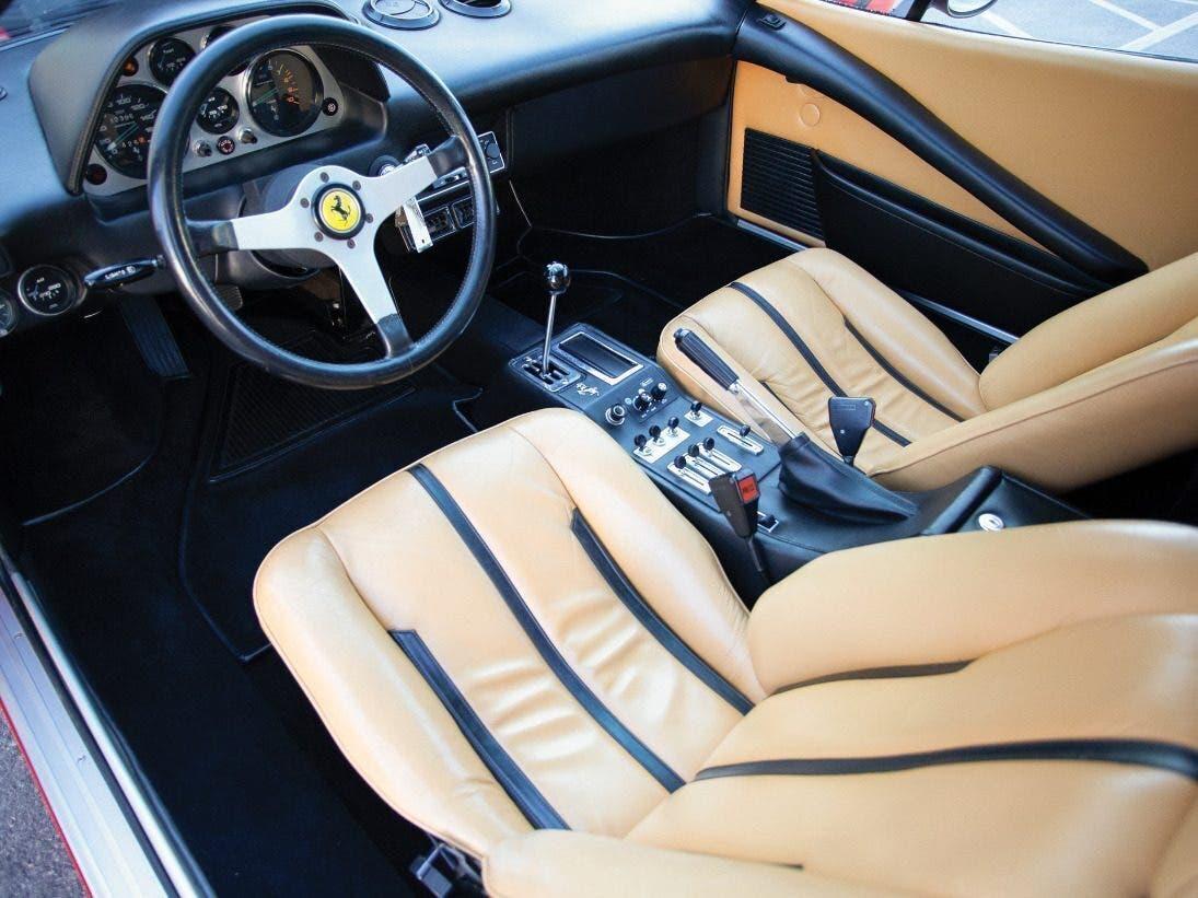 Ferrari 308 GTB 1976 asta