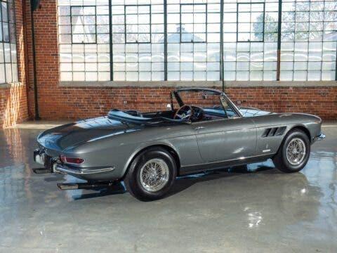Ferrari 330 GTS 1966 asta